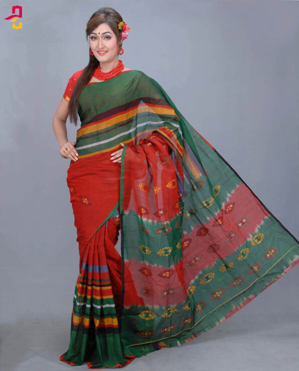 Maslise Silk Cotton Saree HAT-805