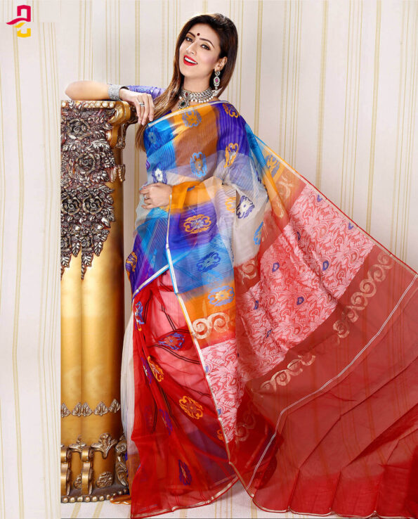 Moslin Silk Saree HDS-360
