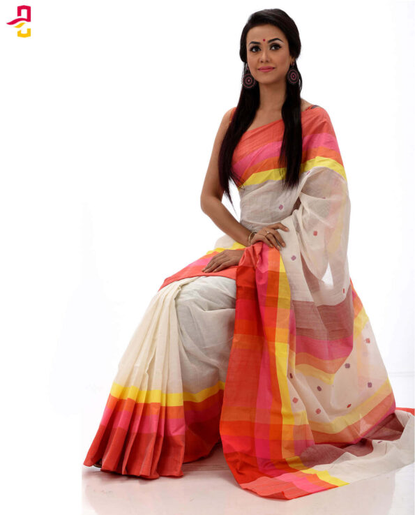 Maslise Cotton Saree HJS-153