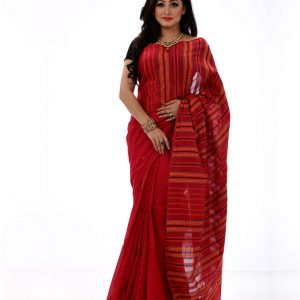 Manipuri Soft Cotton Saree HJS-159