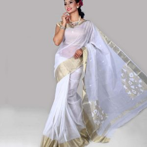 Maslise Cotton Saree HJS-222