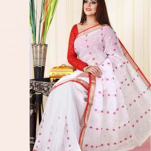 Gas Maslise Cotton Saree HJS-262