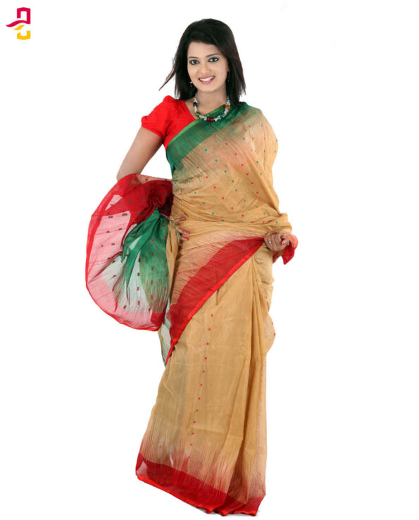 Tossor Cotton Saree HMS-117