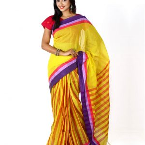 Pure Cotton Tangail Sari HMT-241