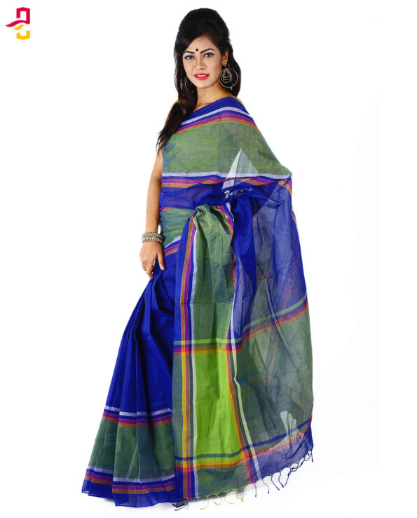 Pure Cotton Tangail Sari HMT-242
