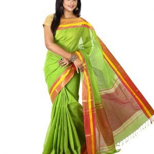 Pure Cotton Tangail Sari HMT-249