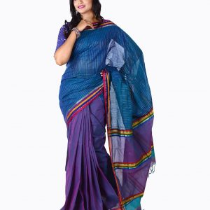 Pure Cotton Tangail Sari HMT-269