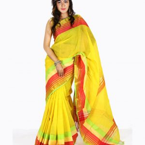 Pure Cotton Tangail Sari HMT-272
