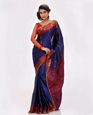 Silk Katan Saree HN-200