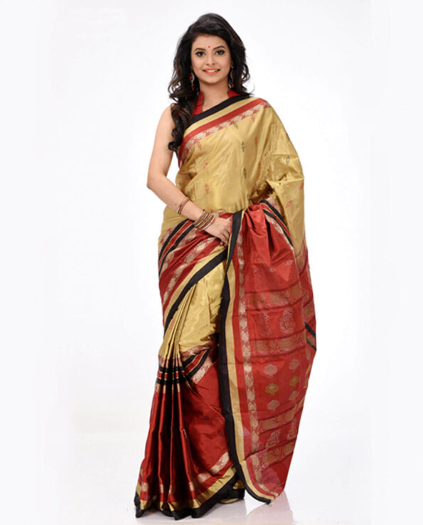 Fine Soft Silk Saree HS-221