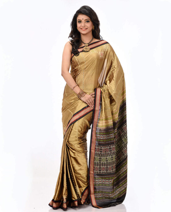 Combo Soft Silk Tangail Saree HS-223