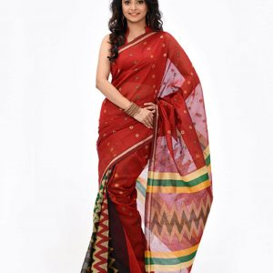 Fine Soft Silk Saree HS-226